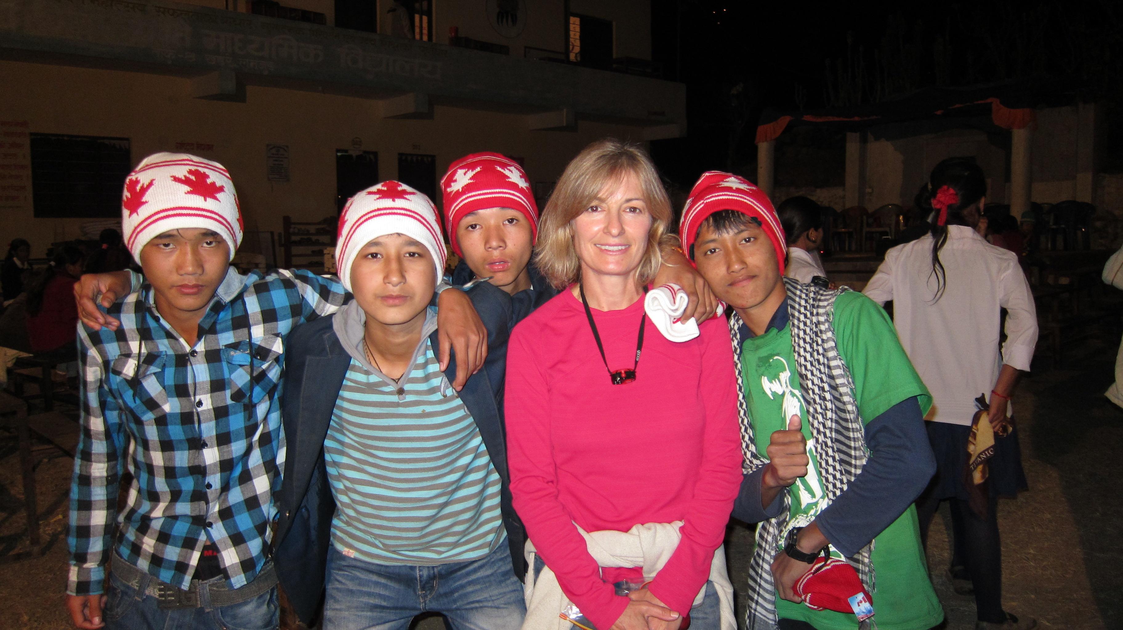 New Leaders in Nepal