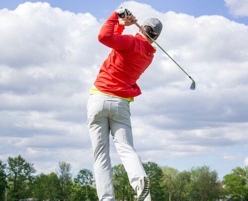 Golfing retirement